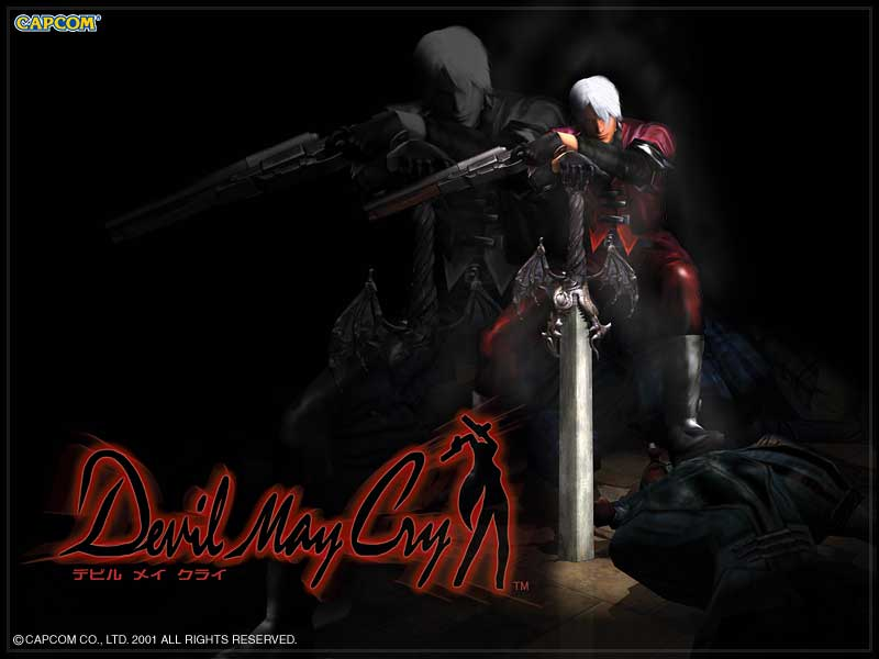 wallpaper devil may cry. Devil May Cry Wallpaper 3